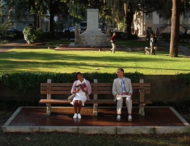 Savannah Forest Gump